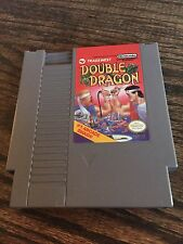 Double Dragon Nintendo Entertainment System NES Cart Works PC5