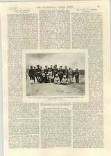 1893 Last Christmas Day In India General Gholam Haidar Afghanistan