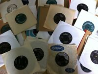 "NICE JOB LOT OF 100 1960s  45rpm 7"" singles Elvis, Cliff, Everlys,Duane Eddy etc"