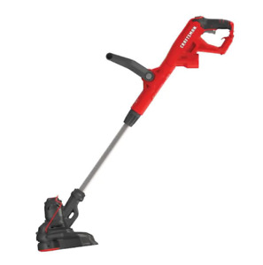 Corded Electric String Trimmer 6.5-Amp 14-in Ergonomic Adjustable Length Pole