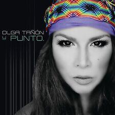 Olga Tañón y Punto [Tanon & Punto] - Olga Tañón (CD, 2017, Mia Musa)