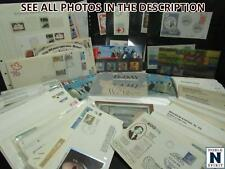 NobleSpirit No Reserve (Rm) Excellent Mixed Ww Commemoratives & Fdc Collection