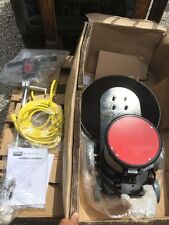 "Dayton 4Nek5 115Vac 1500 Rpm 1.5 Hp 20"" Pad High Speed Burnisher, Floor Buffer"