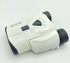 [Pre-owned] Nikon Jumelles Aculon T11 8-24x25 Prisme Porro White Japan F/S #637