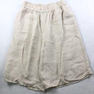 Standard James Perse Linen Shorts Size 3