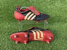 Adidas Predator Mania Football Boots [2002 Extremely Rare] UK Size 10.5