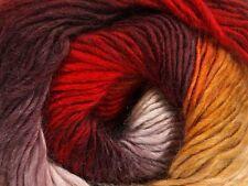 Primadonna Valentines Ice Fine Baby Weight Self-Striping Wool Ac Yarn 100g 40626