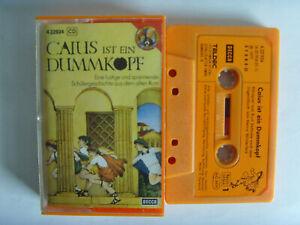 MC Kassette Caius ist ein Dummkopf, Decca Telefunken, Tom und Della Club