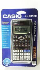 Casio FX-991EX High Definition Display Scientific Calculator