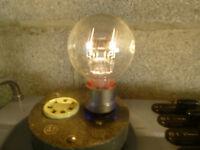 1* triode Philips Onyx filament OK heating tested OK older antique radio tube