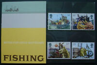 1981 GB PRESENTATION PACK: NO.129: THE FISHING INDUSTRY: FREE P&P