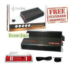 Precision Power 5 Channels Car Audio Amplifiers For Sale Ebay