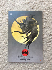 NYCC 2017 New York Comic Con DC Batman Ninja Promo Card
