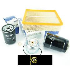 Land rover defender 90 110 td5 kit tagliando filtri filtro gasolio aria olio