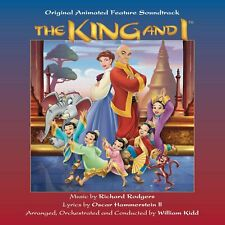 NEW Original CD Rodgers and Hammerstein's The King And I Soundtrack OST