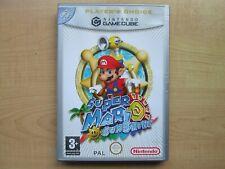 Nintendo Gamecube - Super Mario Sunshine - NO Manual