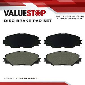 Front Ceramic Brake Pads for Pontiac Vibe; Scion iM,  tC; Toyota Corolla, RAV4