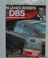 JAMES BOND 007 - ASTON MARTIN DB5 - 1:8 SCALE BUILD - GOLDFINGER - CAR PART 40