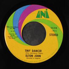 Elton John: Tiny Dancer / Razor Face 45 Rock & Pop