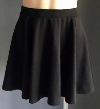 Pre-owned Black COTTON ON Full Short Skirt Size XS/8