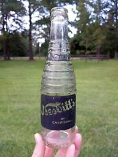 Baton Rouge La/Louisiana Nesbitt's ACL Soda Bottle