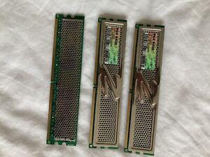 OCZ DDR2 PC2 6400 3 X 1GB