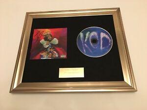 PERSONALLY SIGNED/AUTOGRAPHED J.COLE - KOD CD SIGNED PRESENTATION