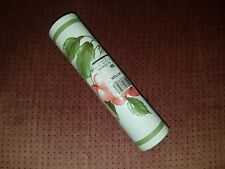 """Pink Red Cherries Green Leaf Wallpaper Border Paper 5 Yards 7"""" Washable Cherry"""