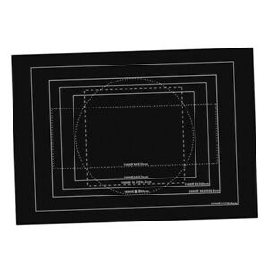 Puzzle Roll Up Mat Jumbo Board Kids Holder Organizer Save Space 3000 Black