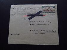 Cover Airmail Egypte Egypt Cairo to Wandlitz Wandlitzsee Germany 1934
