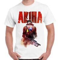 3e21698acd6d Akira Cult Animated Japanese Sci Fi Film 80s Tokyo Cool Retro T Shirt 425
