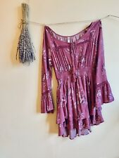 American Rag Mauve Dress Medium 70$
