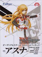 Asuna Figure Ordinal Scale Ver. anime Sword Art Online FuRyu official