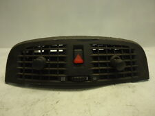 2004 Cadillac CTS Center Dash Air Vents with Hazard Switch 25703804
