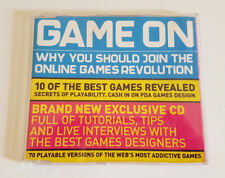 Create Online magazine - Game On Demo Disc - CD025 May 2002 - Future Publishing