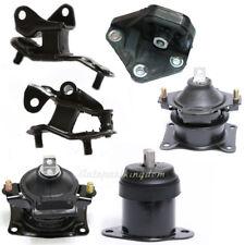Fits 2003-2007 Honda Accord 2.4L Engine Motor & Trans Mount Set 6PCS (Automatic)