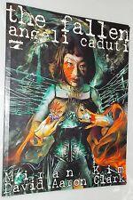 The Fallen angeli Caduti di Mirian Kim fumetto horror edizioni Phoenix del 1999