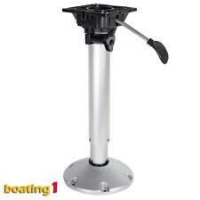 Boat Seat Pedestal Waverider Gas Lift & Suspension Adjustable 580mm-710mm