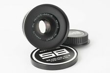 Anamorphic  Bokeh Helios 44m4 58mm F2 Vintage Cine Lens Canon EF mount