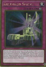 YU-GI-OH CARD: DIMENSION SPHINX - GOLD RARE - GP-MVP1-ENG23 - 1st EDITION