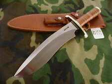 "RANDALL KNIFE KNIVES #12-11""LG.SASQUATCH,#819,BLH,BSmC,BL.-S,LEATHER,BBR  #A2159"