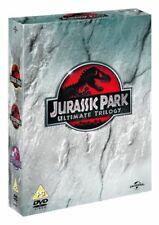Jurassic Park Trilogy UV Copy 5050582962178 DVD