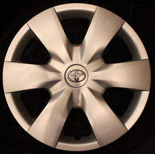 "Genuine Toyota Yaris hubcap 06 07 08 09 wheel cover 15"" steel wheel application"