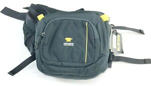 Mountainsmith Swift FX Lumbar Pack Hands Free Camera Bag Fanny Pack Grey NEW