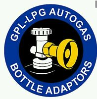 New......Autogas Lpg  Bottle Adapter.