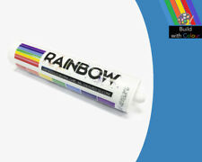 Light Blue Colour Silicone Sealant Rainbow 310ml RAL 5012 Indoor & Outdoor use