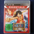 PS3 - Playstation ► One Piece: Pirate Warriors -- Essentials ◄ TOP
