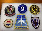 WW1 WW2 Military Paratrooper Army Navy Marine Patch Shoulder Insignia Lot 359