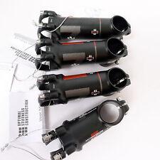 KALLOY UNO 90 x 31.8mm 17 Degree AL 7050 Road / MTB Ultra Light Stem  Black