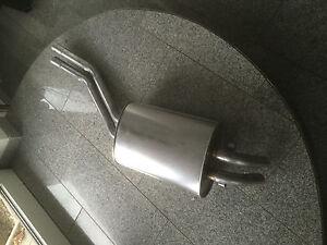 Klarius Silenciador Mercedes-Benz Sl R107 C107 280 350 380 450 500 Sl / SLC